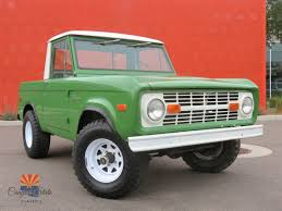 1970 Ford Bronco | Canyon State Classics 1969 Ford Bronco Half Cab Jared Letos Daily Driver Is A With Flames On It Spied 2019 Ranger And 20 Mule Questions Do You Still Check Trans Fluid With Truck In Year Make Model 196677 Hemmings 1966 Service Pickup T48 Anaheim 2016 Indy U101 Truck Gallery Us Mags 1978 Xlt Custom History Of The Bronco 1985 164 Scale Custom Lifted Ford