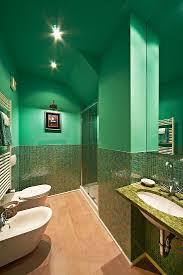 modernes bad mit schimmernden bild kaufen 11395652