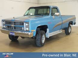 Pre-Owned 1987 Chevrolet K10 Regular Cab In Blair #371428A | Sid ... Silverado 1987 Chevrolet For Sale Old Chevy Photos Cool Great C10 Gmc 4x4 2017 Best Of Truck S10 For 7th And Pattison On Classiccarscom Classic Short Bed R10 1500 Shortbed Ck 67 Chevrolet Pickup Cars Pickup Pressroom United States Images Fleetside K10 Autotrends Chevy Silverado Another Cwattzallday