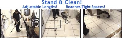 video grout cleanig speed test using vapor steam cleaners