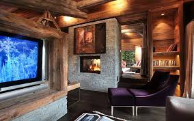 luxurious chalet in the alpine megeve interior designs home