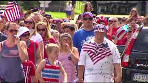 Borough Of Emmaus Halloween Parade by Nazareth Celebrates 4th Of July With Kazoo Parade Wfmz