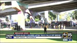Truck Plunges Over San Diego Bridge Leaves 4 Dead And 9 Injured ... Onestop Events The Truckstop San Diego Regional Clean Cities Coalition Accelerating The Use Truckstop Home California Menu Prices Truck Stops Of America Gas Stations 16650 W Russell Rd Zion Plunges Over Bridge Leaves 4 Dead And 9 Injured Former Execs At Haslamowned Truck Stop Chain Head To Trial Am Off Coronado In Killing Crowd Net Ca Phone Number Yelp Where Eat Drink Travel Mts Faces Growing Pains As Diegos Senior Population Keeps American Simulator Screenshots Images Pictures Giant Bomb