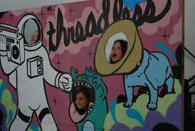 Big Ang Mural Address by Staff Blog About What U0027s Going On Behind The Scenes Threadless