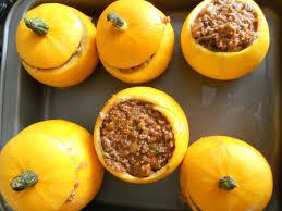 cuisiner la courgette jaune courgettes jaunes farcies cuisine maison gourmande de sylvmel