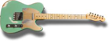 Fender Custom Shop 1959 Heavy Relic Telecaster