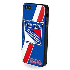 Amazon NHL New York Rangers 3D Team Logo iPhone 5 Case Cell