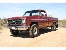100 78 Chevy Truck 19 K10 PU For Sale ClassicCarscom CC876701