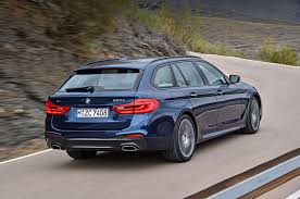 2017 BMW 5 Series Touring arrives as brand s most practical estate