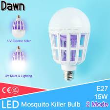 2mod e27 led mosquito killer l bulb uv electric trap light