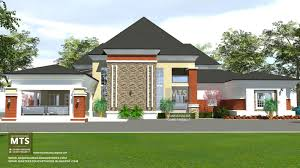 100 Maisonette House Designs 5 BEDROOM BUNGALOW WITH PENT FLOOR RF P5003 Bungalow