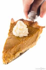 Best Pumpkin Pie With Molasses by Easy Keto Low Carb Pumpkin Pie Recipe Sugar Free Gluten Free