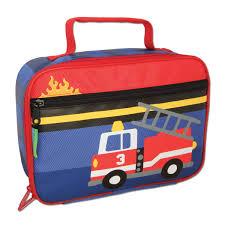 100 Fire Truck Lunch Box Amazoncom Stephen Joseph Boys Classic Truck
