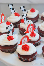 Stay At Home-ista: A Fireman Birthday Party- At A Fire Station! Fire Engine Cupcake Toppers Fire Truck Cupcake Set Of 12 In 2018 Products Pinterest Emma Rameys Firetruck 3rd Birthday Party Lamberts Lately Fireman Firehouse Etsy Monster Cake Ideas Edible With Free Printables How To Nest For Less Refighter Boy Truck Topper Image Rebecca Cakes Bakes Pin By Diana Olivas On Diana Cupcakes Fondant Red Yellow Rad Hostess The Mommyapolis