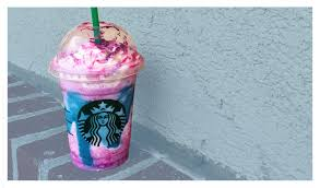 Starbucks Unicorn Frappuccino A Media Marketing Campaign We Will Drink To