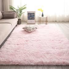 lange haar wohnzimmer teppich sofa kaffee tisch teppich teppich schlafzimmer zimmer bay fenster nacht teppich luxus pelzigen baby kinderzimmer dekor