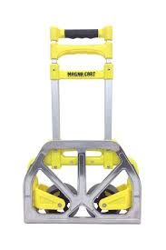 Magna Cart Personal Hand Truck, Yellow - FireflyBuys.com Magna Cart Mcx Personal Hand Truck End 9212018 1130 Pm Magliner Light Weight Alinum Hand Truck Top 10 Best Trucks Trucks Carts New Unused Grey Must Collect Tool Boxes Centers More Orange Fireflybuyscom Dollies Walmartcom Alinum Lweight Folding Dollyluggage Shop At Lowescom For The Price Of Aed 120 Only