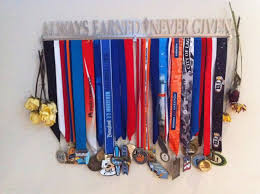 Little Miss Running Pants My Favorite Things Medal Display Giveaway