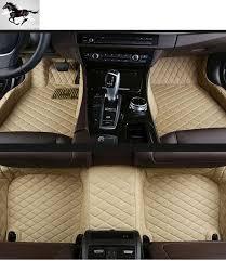 Car Floor Mats by Topmats Set Car Floor Mats For Audi Q7 2016 2017 Waterproof Car