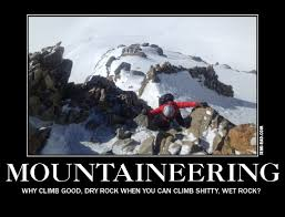 Motivational Posters For Mountain Climbers