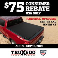 100 Truck Bed Covers Roll Up TruXedo Posts Facebook