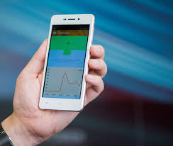 Gas Sensors Penetrate Smartphones