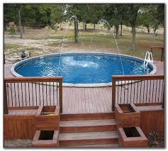 Above Ground Pool Deck Images by Above Ground Pool Deck Designs Free Decks Home Decorating