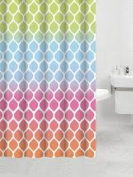Bhs Owl Bathroom Accessories by Shower Curtain Rainbow Chevron Any Colors Of Your By Redbeauty