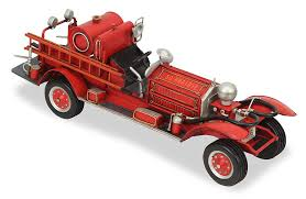 100 Antique Toy Fire Trucks Amazoncom Cheungs JA0100 1920s Truck Multicolor Home