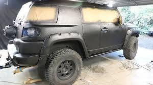 100 Diy Spray On Truck Bed Liner FJ Cruiser Build Pt 7 DIY Paint Job