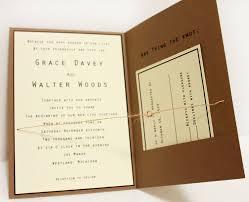 Rustic Wedding Invitation Kits Interesting Ideas 14 Invitations