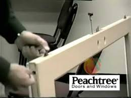 Peachtree Patio Door Replacement by Peachtree Ipd Citadel Multi Point Lock Repair Installation
