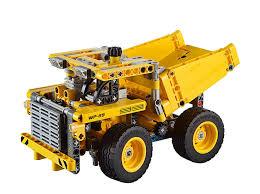 LEGO Technic 42035 Mining Truck Set: Amazon.co.uk: Toys & Games Lego Dump Truck Legos Pinterest Truck And Bricksafe 10x4 In Technic Hd Video Youtube Amazoncom Lego 8415 Toys Games City Set 60150 Alrnate Moc Model Legocity Creator 31041 Cstruction Vehicles Model 2of3 Itructions For 7344 Moc5287 8x8 2016 Rebrickable Build 4202 Ming