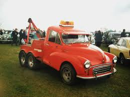 Morris Minor 1000 Six-wheel Conversion Tow-truck | Taken In … | Flickr