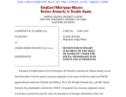 Ecf Help Desk Sdny by Mortgage Movies Journal September 2014