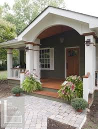 Beautiful Porch Of The House by Best 25 Gable Roof Ideas On Diy Painting Exterior Of