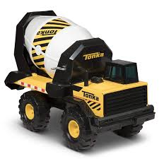 100 Steel Tonka Trucks Amazoncom Cement Mixer Vehicle Yellow Black White