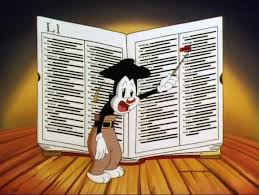 Animaniacs Hooked On A Ceiling Stream by Animaniacs Season 3 Episode 5 The Tiger Prince All The Words In