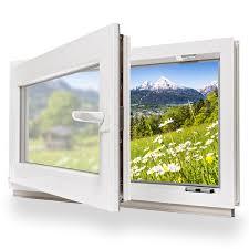 kunststofffenster milchglas badezimmerfenster dreh kipp