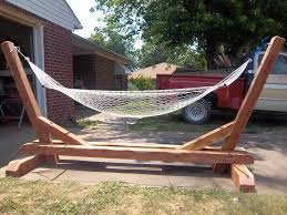 Stand - $225 Fniture Indoor Hammock Chair Stand Wooden Diy Tripod Hammocks 40 That You Can Make This Weekend 20 Hangout Ideas For Your Backyard Garden Lovers Club I Dont Have Trees A Hammock And Didnt Want Metal Frame So How To Build Pergola In Under 200 A Durable From Posts 25 Unique Stand Ideas On Pinterest Diy Patio Admirable Homemade To At Relax Your Yard Even Without With Zig Zag Reviews Home Outdoor Decoration