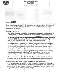 Va Letter Alumnortheastfitnessco
