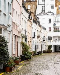 100 Mews Houses London Mews Houses In All The Pretty Colors In South
