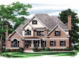Stunning American Houses Photos by Stunning Idea 8 New American House Plans With Photos Delightful