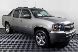 Used 2007 Chevrolet Avalanche 1500 LTZ 4x4 Truck For Sale ...