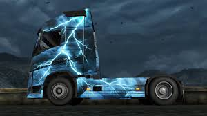 100 Steam Euro Truck Simulator 2 Force Of Nature Paint Jobs Pack On
