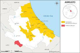 Wine Regions In Abruzzo