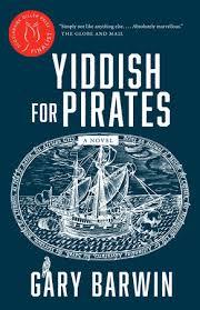 Penguin Random House Canada Desk Copies by Yiddish For Pirates Penguin Random House Canada