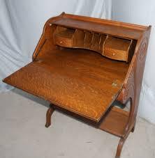 Drop Front Writing Desk by Home Design Secretary Desks For Small Spaces Drop Front Desk