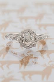 Best 25 Vintage Style Engagement Rings Ideas On Pinterest