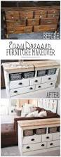 Tool Box Dresser Ideas by Best 25 Old Dressers Ideas On Pinterest Used Dressers For Sale
